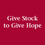 Give Stock to Give Hope