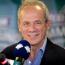 Larry Lucchino, Chairman of the Jimmy Fund