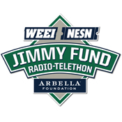 WEEI NESN Jimmy Fund Radio-Telethon logo