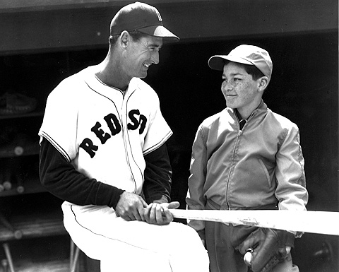 ted-williams-and-young-patient
