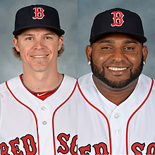 Brock Holt and Pablo Sandoval co-captains