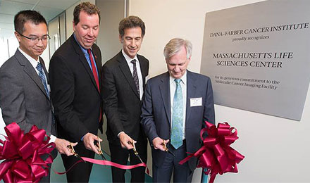 Dana-Farber's Molecular Cancer Imaging Facility