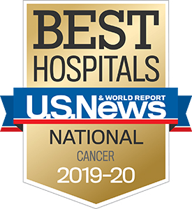 U.S. News and World Report hospital ranking