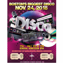 Boston's Biggest Disco