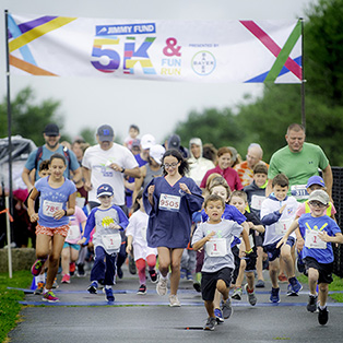 Jimmy Fund 5k and Fun Run