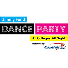 Jimmy Fund Dance Party Capital One logo