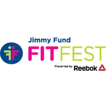 Jimmy Fund Fitness Festival logo