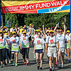 Jimmy Fund Walk Wellesley High school
