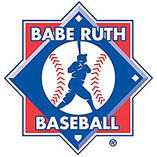 New England Babe Ruth Baseball small tile
