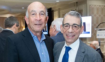 William Goldfarb and Eric Winer, MD