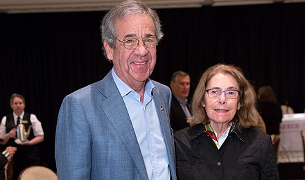 David and Carolyn Brodsky