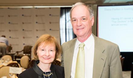 Karen and Alan Dawes