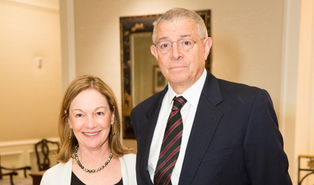 Nancy Yanofsky and Ed Brown