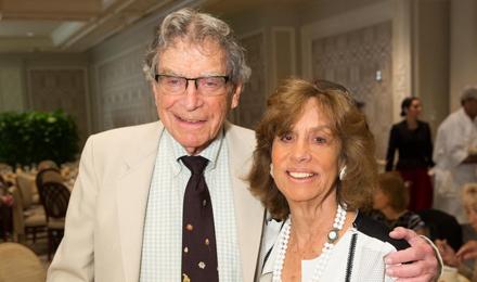 Phoebe and Donald Giddon