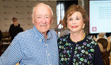Sandra Krakoff and Jerome Eisenman