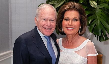 Stephen and Roberta Weiner
