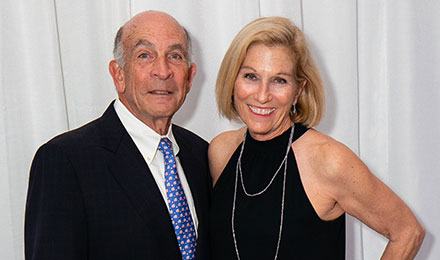 Bill and Maureen Goldfarb