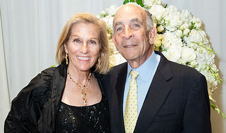 Maureen and William Goldfarb