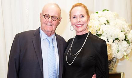 Cynthia and Ted Berenson