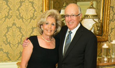 Ethel and Bernard Garil
