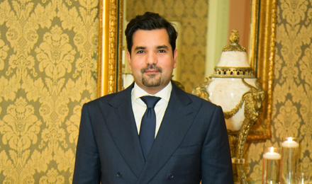 Sheikh Meshal bin Hamad Al Thani