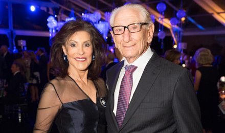 Ellen and Irwin Levy