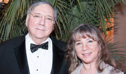 Howard Cohen and Melinda Gordon