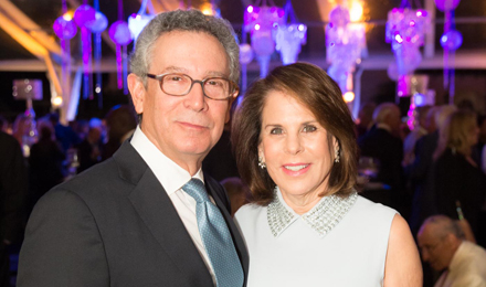 Jeffrey Solomon and Lynn Brodsky