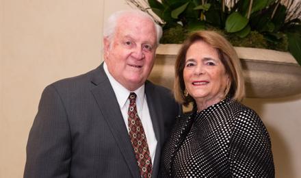 Jerrold and Barbara Lavine