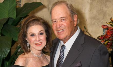 Phyllis and Paul Fireman