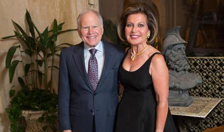 Roberta and Stephen Weiner
