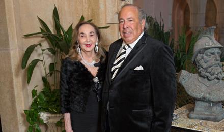 Ryna Greenbaum and Bernard Wineburg