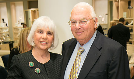Diane and Jay Goldsmith