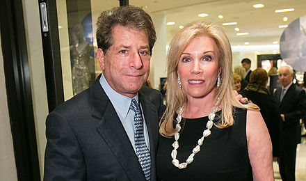 Howard and Michele Kessler, an Institute Trustee