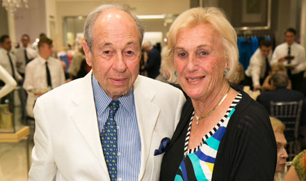 Ron and Ruth Silberstein