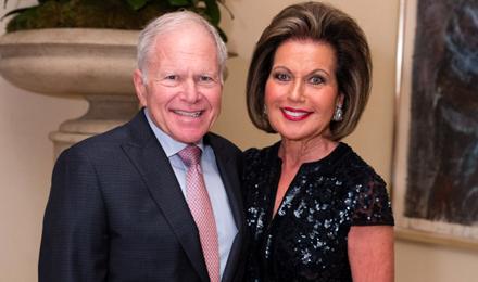 Roberta and Stephen R. Weiner
