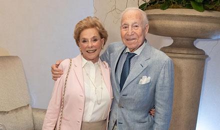 Randi and David Zussman