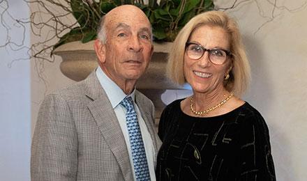 William and Maureen Goldfarb