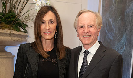 Diane and John Sculley