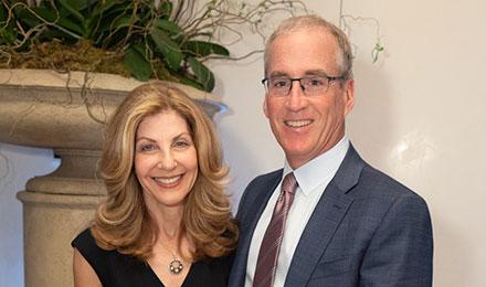 Susan and Stewart Satter