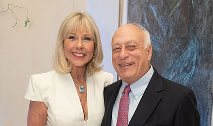 Judy and Jim Harpel