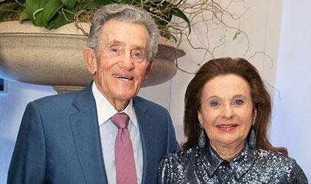 Robert and Renee Belfer