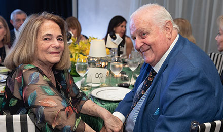 Barbara and Jerrold Lavine