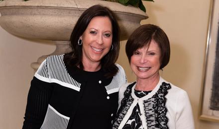 Pamela Applebaum and Marcia Applebaum