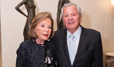 Elaine and Gerladn Schuster