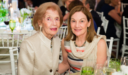 Marcia and Nancy Yanofsky