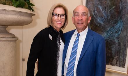 Maureen and Bill Goldfarb