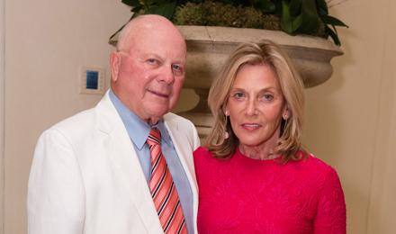 Nancy and Robert Rubin