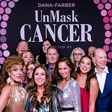 Unmask Cancer participants from 2019