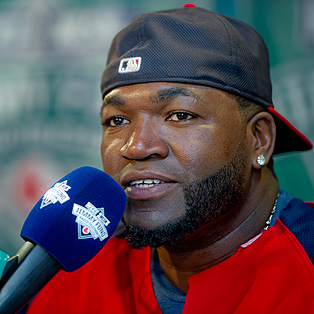 WEEI NESN Jimmy Fund Radio-Telethon David Ortiz 2